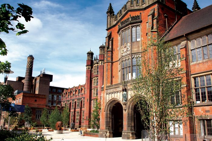 Reino Unido: Becas Para Pregrado y Posgrado en Diversos Temas Newcastle University London