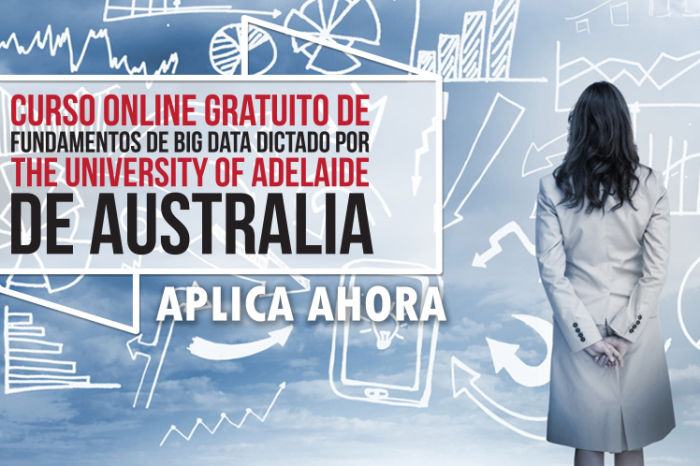 "Curso Online Gratis ""Fundamentos de Big Data"" The University of Adelaide Australia"
